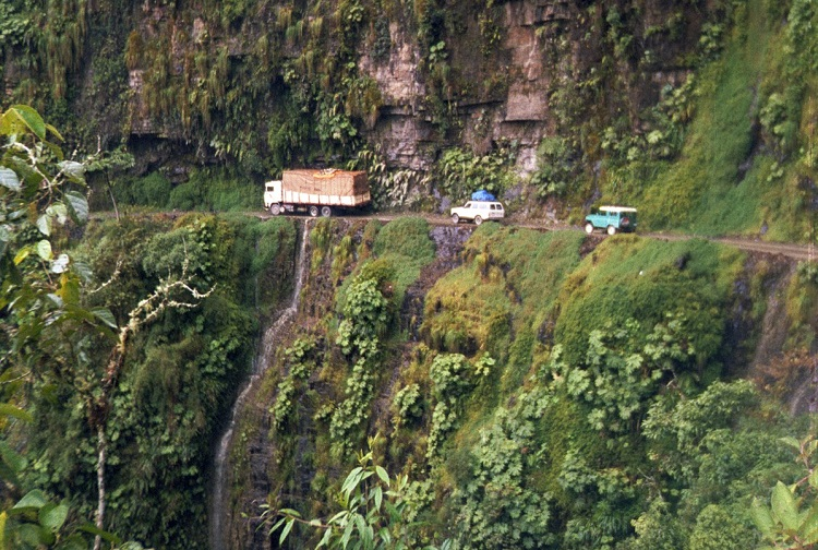 Image result for Yungas Road