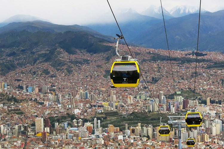 Mi Teleferico: La Paz's Cable Car System