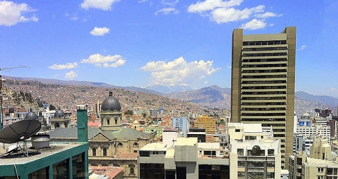 Red Cap Walking Tour: La Paz Through a Local's Eyes