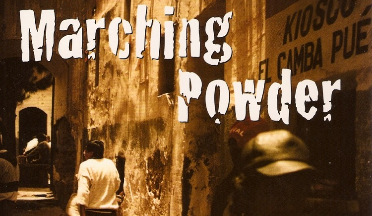 marching powder movie bolivia