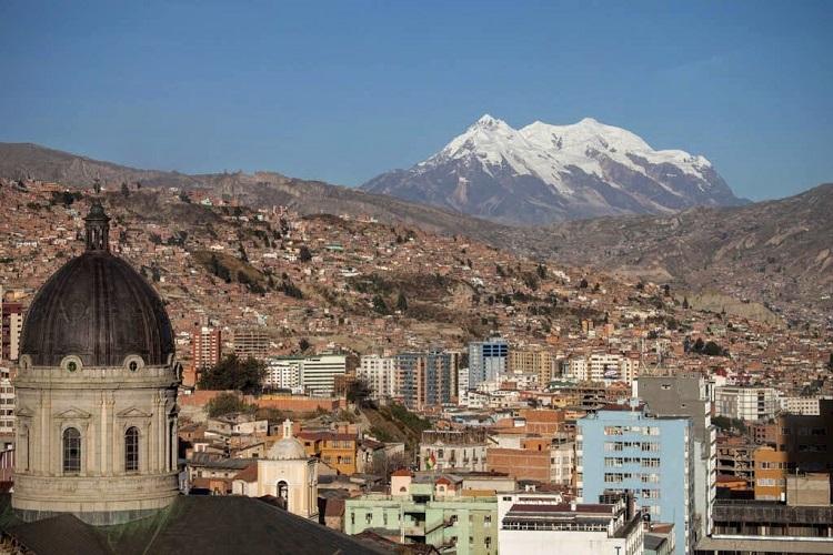 red cap walking tour la paz bolivia