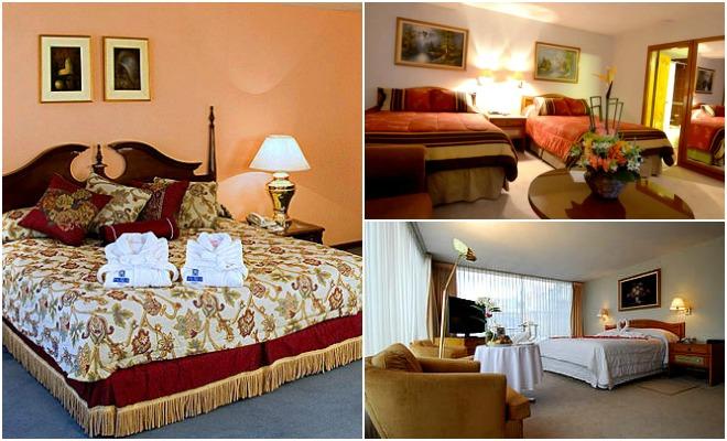 rooms hotel presidente la paz bolivia