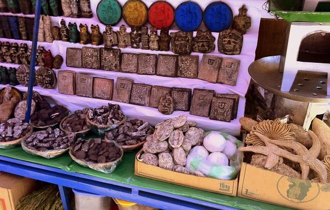 starfish witches market la paz
