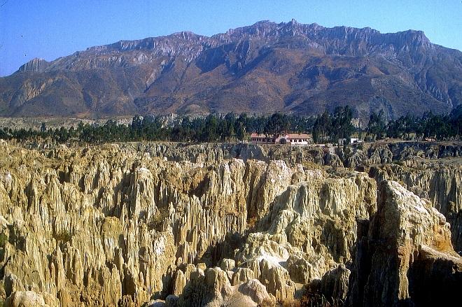 valley de la luna la paz bolivia 3