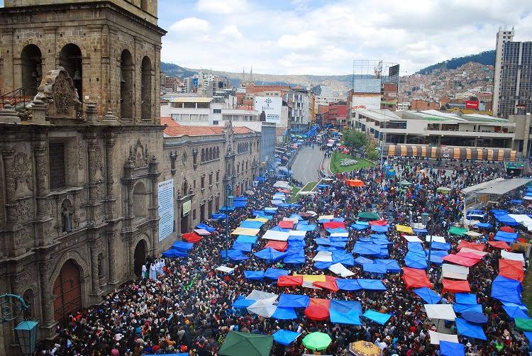 Alasitas Festival la paz bolivia 3