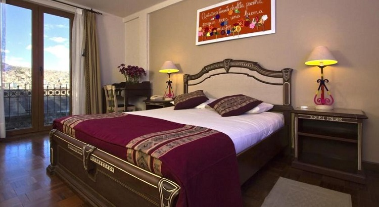 The best luxury hotels in la paz la paz bolivia for Apart hotel a la maison la paz bolivia
