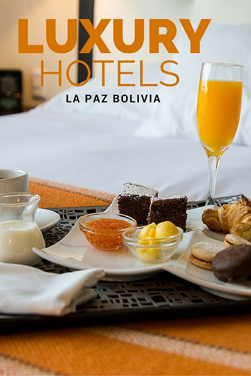 luxury hotels la paz bolivia