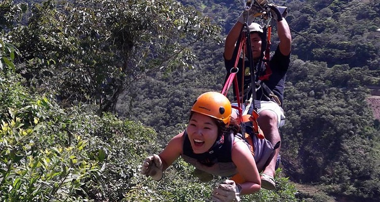 Zzip The Flying Fox: Bolivia's Most Exciting Zipline