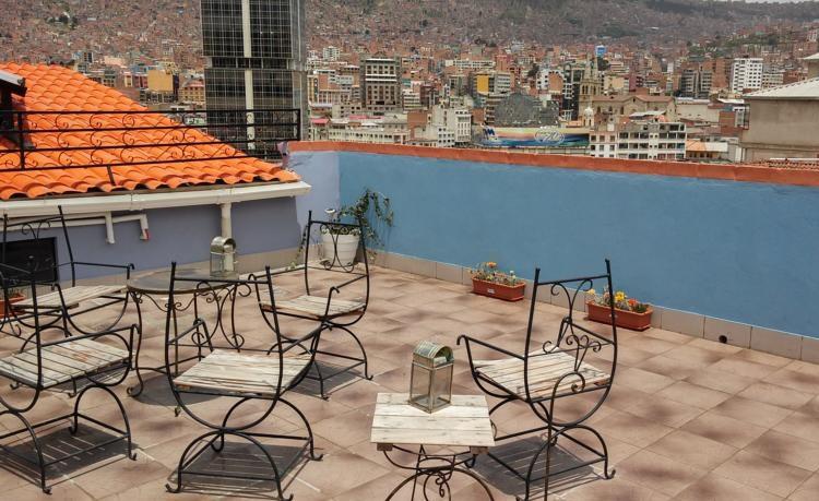 hostel ananay la paz bolivia